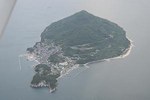 男木島空撮